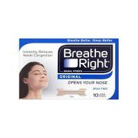 GSK Breathe Right Original Medium Για Κανονικό Δέρμα10τμχ