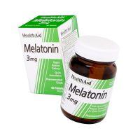 Health Aid Melatonin 3mg 60 ταμπλέτες