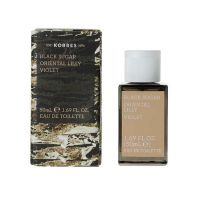 Korres Κολόνια Black Sugar, Oriental Lily, Violet Eau de Toilette 50ml