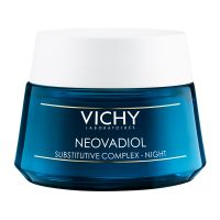 Vichy Neovadiol Σύμπλοκο Αναπλήρωσης Κρέμα προσώπου Νύχτας Αντιμετώπισης Συμπτωμάτων Εμμηνόπαυσης 50ml