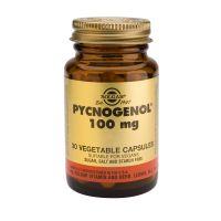 Solgar Pycnogenol 100mg Αντιοξειδωτικά 30 Veg. Caps