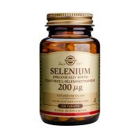 Solgar Selenium 200mcg Μέταλλα-Ιχνοστοιχεία 100 Tabs