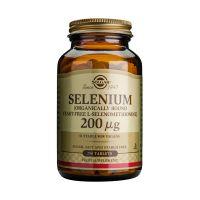 Solgar Selenium 200mcg Μέταλλα-Ιχνοστοιχεία 250 Tabs