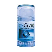 Optima Ice Guard Twist Up Υποαλλεργικό Αποσμητικό Από Φυσικά Μεταλλικά Άλατα 120gr
