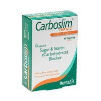 Health Aid Carboslim Phase 2 60 κάψουλες