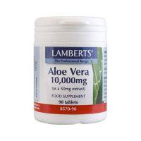 Lamberts Aloe Vera 10000mg 90 ταμπλέτες