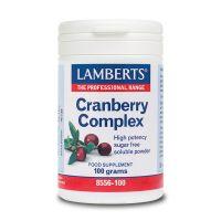 Lamberts Cranberry Complex 100gr