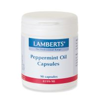 Lamberts Peppermint Oil 50mg 90 κάψουλες