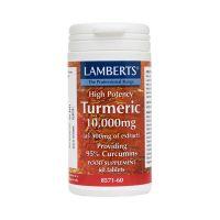 Lamberts Turmeric 10000mg 60 ταμπλέτες