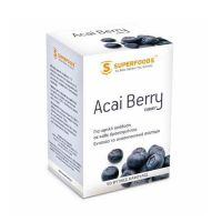 Superfoods Acai Berry 300mg 50 κάψουλες