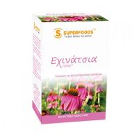 Superfoods Echinacea Eubias 300mg 50 κάψουλες