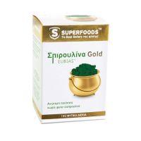 Superfoods Σπιρουλίνα Gold Eubias 300mg 180 tabs