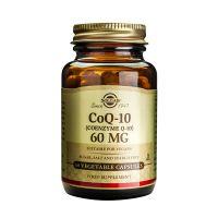 Solgar CoQ-10 60mg 60 Veg. Caps