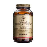 Solgar Ester-C Plus 1000mg Vitamin C Βιταμίνες 180 Tabs