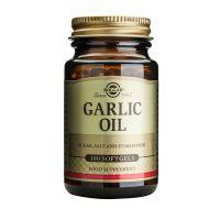 Solgar Garlic Oil Σούπερ Τροφές 100 Softgels