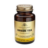 Solgar Chinese Green Tea (Camellia Sinensis) 50 Veg. Capsules