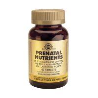 Solgar Prenatal Nutrients Πολυβιταμίνες 60 Tabs