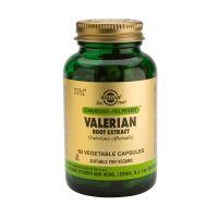 Solgar SFP Valerian Root Extract (Valeriana officinalis) Ενισχυμένα Φυτικά Εκχυλίσματα 60 Veg. Caps