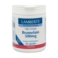 Lamberts Bromelain 500mg 60 κάψουλες