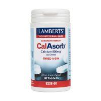 Lamberts Calasorb Calcium 800mg 60 ταμπλέτες