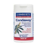 Lamberts Candaway 60 ταμπλέτες