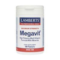 Lamberts Megavit 120 ταμπλέτες