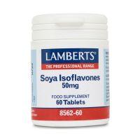 Lamberts Soya Isoflavones 50mg 60 ταμπλέτες