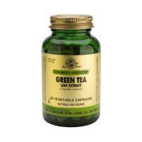 Solgar Green Tea Leaf Extract 60 φυτικές κάψουλες