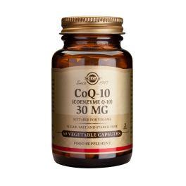 Solgar CoQ-10 30mg 60 Veg. Caps
