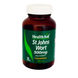 Health Aid St. John's Wort 500mg 30 ταμπλέτες
