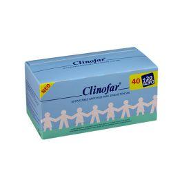 Omega Pharma Clinofar Αποστειρωμένος Φυσιολογικός Ορός 60x5ml