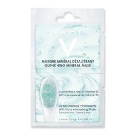 Vichy Μάσκα Ενυδάτωσης Προσώπου 2*6ml