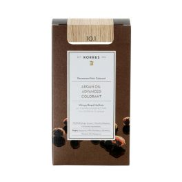 Korres Argan Oil Advanced Colorant 10.1 Ξανθό Πλατίνας Σαντρέ