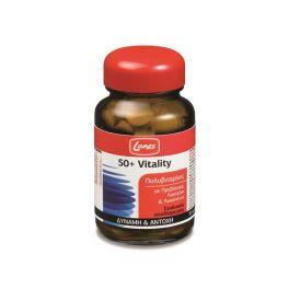 Lanes Πολυβιταμίνες 50+ Vitality 30 ταμπλέτες