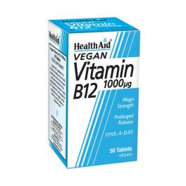 Health Aid B12 1000mg 50 ταμπλέτες