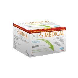 Omega Pharma XL-S Medical Fat Binder 180 ταμπλέτες