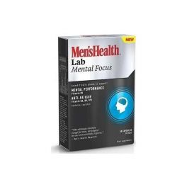 Omega Pharma Menshealth Lab Mental Focus 40 κάψουλες