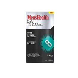 Omega Pharma Menshealth Lab Vit D3 Max 12ταμπλέτες