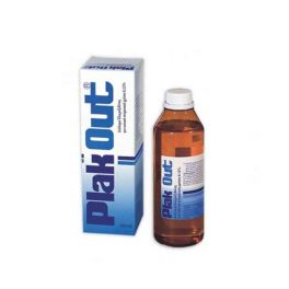 Plak Out Solution Mouthwash 250ml