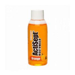 Intermed Actisept Φθοριούχο Στοματικό Διάλυμα Με Γεύση Πορτοκάλι 60ml
