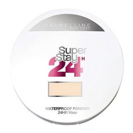 Maybelline Super Stay 24h Αδιάβροχη Πούδρα 10 Ivory 9gr