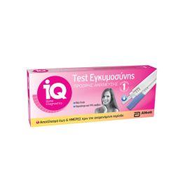 Abbott IQ Home Τεστ Εγκυμοσύνης Πρόωρης Ανίχνευσης 1τμχ