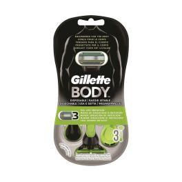 Gillette Body Grooming 3τμχ