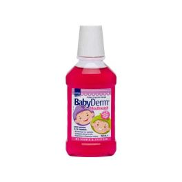 Intermed Babyderm Παιδικό Στοματικό Διάλυμα Με Γεύση Τσιχλόφουσκα 250ml