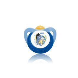 Nuk Trendline Disney Καουτσούκ Γαλάζιο 18-36m 1τμχ