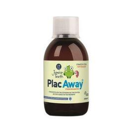 PlacAway Junior Στοματικό Διάλυμα με Γεύση Πορτοκάλι 250ml