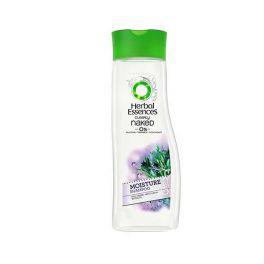 Herbal Essences Clearly Naked Σαμπουάν Ενυδάτωσης με άρωμα μέντας 400ml