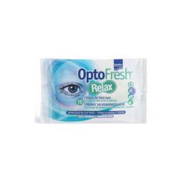 Intermed Opto-fresh relax Μάσκες για κουρασμένα μάτια 10τμχ