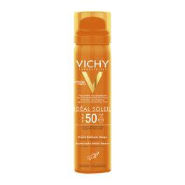 Vichy Ideal Soleil Δροσερό Αντηλιακό Mist Προσώπου Spf50 75ml