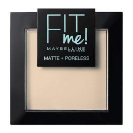 Maybelline Fit Me! Πούδρα Για Κανονικό/Λιπαρό Δέρμα 104 Soft Ivory 9g